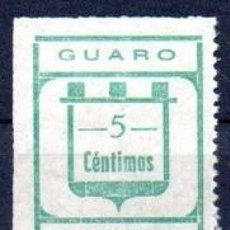 Sellos: GUARO (MÁLAGA). EDIFIL 3. Lote 143600154