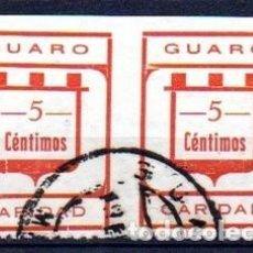 Sellos: GUARO (MÁLAGA). EDIFIL 2SPH. Lote 143601038