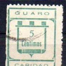 Sellos: GUARO (MÁLAGA). EDIFIL 5 -C-. Lote 143603658