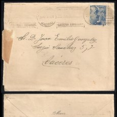 Sellos: GUERRA CIVIL. BANDO NACIONAL. MADRID (25.10.1939) CENSURA MILITAR.. Lote 145652602