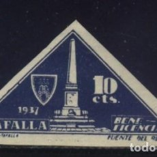 Sellos: S-2337- TAFALLA (NAVARRA) BENEFICENCIA.. Lote 146752794