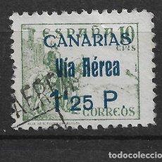 Sellos: 1936 - 1939 SPAIN LOCAL CIVIL WAR - CANARIAS - 4/5. Lote 147755206