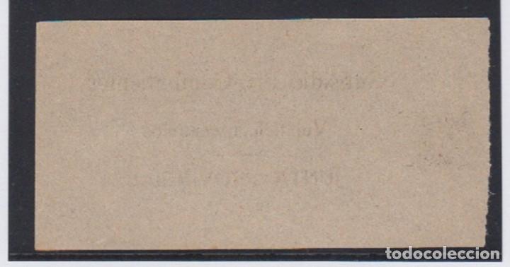 Sellos: GRANADA. EDIFIL 202 * SUBSIDIO PRO COMBATIENTES - Foto 2 - 147980214