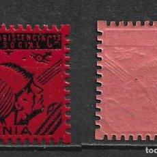 Selos: ESPAÑA - GUERRA CIVIL - LOCALES - DENIA ** MNH - 2/49. Lote 148485070