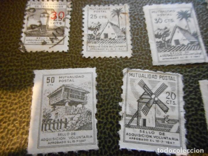 Sellos: lote sellos beneficencia - Foto 2 - 148505246