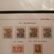 Sellos: ESPAÑA EDIFIL 948 / 951 952 953 Y 954 / 956 NUEVOS SIN FIJASELLOS LUJO . Lote 149444074
