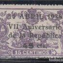 Sellos: ESPAÑA, 1938 EDIFIL Nº 755 /**/, . Lote 151329014