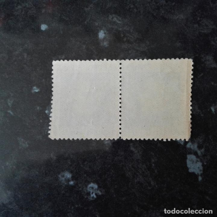 Sellos: sello 10 centimos jose antonio primo de rivera arriba españa sin circular - Foto 2 - 151849470