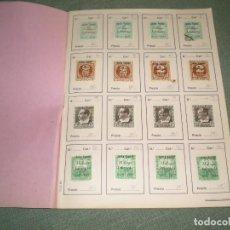 Briefmarken - LOTE DE SELLOS ANTIGUOS - 152306510