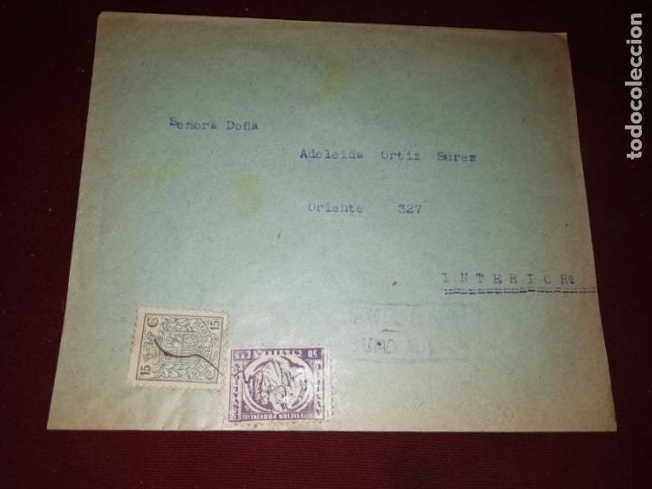 SEVILLA. CENSURA MILITAR (Sellos - España - Guerra Civil - De 1.936 a 1.939 - Cartas)