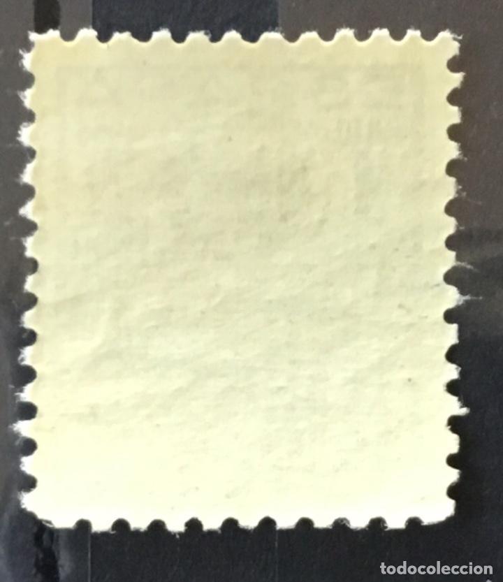 Sellos: España 1936 - Escudo de España. Granada. - Edifil 801** MNH - DOS CERTIFICADOS - LUJO - Foto 6 - 152735782
