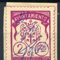 Briefmarken - ESPAÑA. GUERRA CIVIL. HORNACHUELOS. MUN. 2Ptas - 154639330