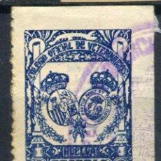 Briefmarken - ESPAÑA. GUERRA CIVIL. HUELVA. MUN. 2Ptas. SIN DENTAR EN PARTE SUPERIOR Y DERECHA - 154783734