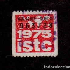 Sellos: CL2-483 VIÑETA DE ALBERGUES JUVENILES (ISTC CONFERENCIA INTERNACIONAL DEL TURISMO DE ESTUDIANTES). Lote 155884354