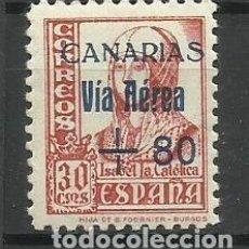 Sellos: CANARIAS 1937 VIA AEREA NUEVO. Lote 155932546