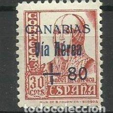 Sellos: CANARIAS 1937 VIA AEREA NUEVO. Lote 155932598