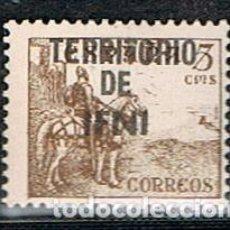 Sellos: SOBRECARGA: TERRITORIO DE IFNI, NUEVO ***. Lote 212382266