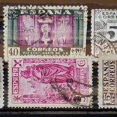 Sellos: SELLOS ESPAÑA 1937- FOTO 992 - Nº 833, USADOS. Lote 159864650
