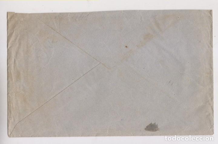 Sellos: SOBRE CON FRANQUICIA INTERVENCIÓN DEL EJÉRCITO A POLA DE SIERO, ASTURIAS. - Foto 2 - 164762258