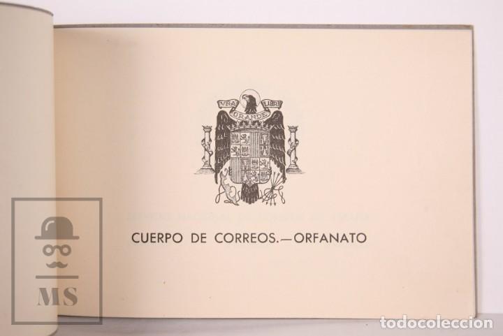 Sellos: Emisión Postal 1938 - Asociación Benéfica de Correos. Orfanato - Servicio Nacional Correos de España - Foto 2 - 165621414
