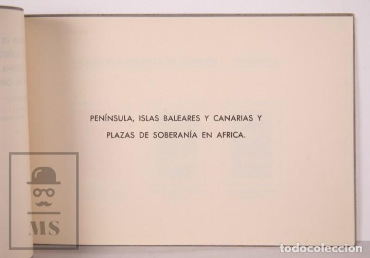 Sellos: Emisión Postal 1938 - Asociación Benéfica de Correos. Orfanato - Servicio Nacional Correos de España - Foto 5 - 165621414