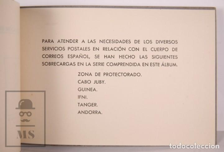 Sellos: Emisión Postal 1938 - Asociación Benéfica de Correos. Orfanato - Servicio Nacional Correos de España - Foto 8 - 165621414