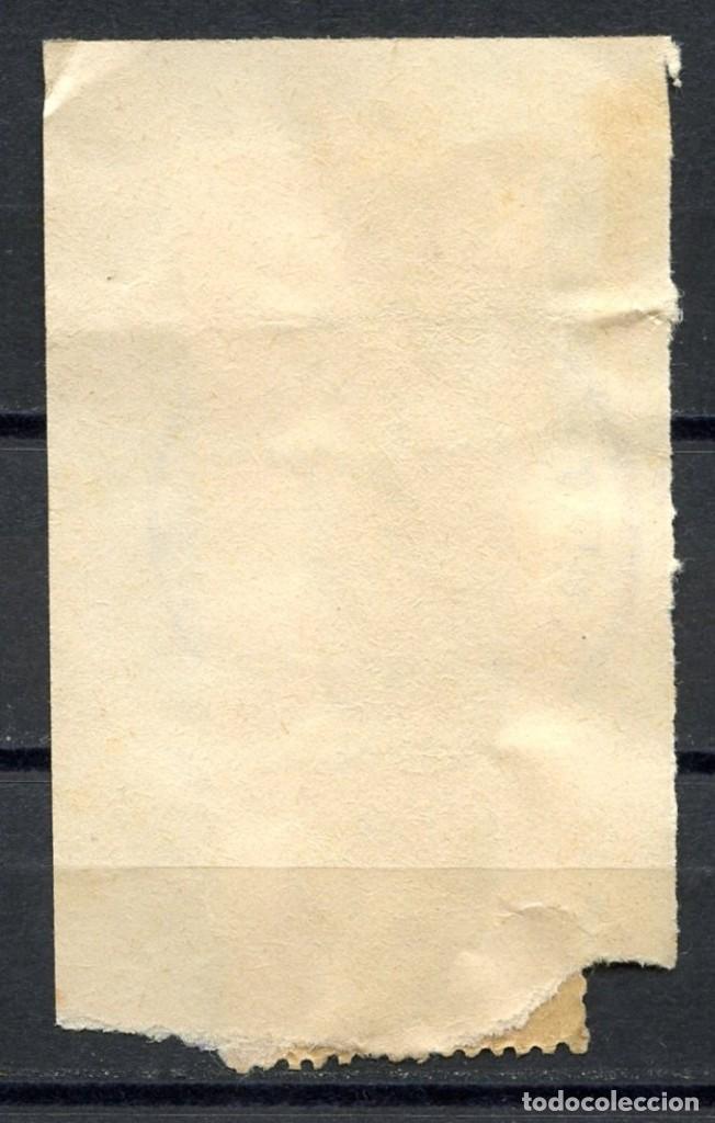 Sellos: GUERRA CIVIL, MATASELLOS MILITAR, 124 BRIGADA MIXTA, 27 DIVISIÓN, BATALLÓN, R. 2 - Foto 2 - 167483612
