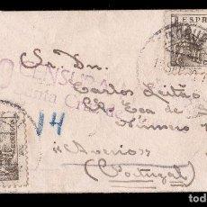 Sellos: * CARTA VISTABELLA (TENERIFE)-AVEIRO (PORTUGAL) 1939. CENSURA 29 SANTA CRUZ DE TENERIFE (NO CAT) *. Lote 168991492
