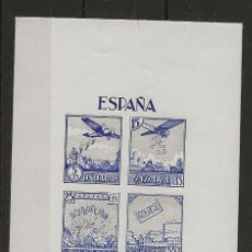 Sellos: R61/ ESPAÑA, ONDARA HB, S/D **, ZONA REPUBLICANA, SIN CHARNELA. Lote 169822456