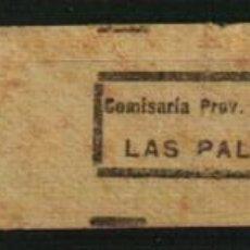 Sellos: LAS PALMAS. IMPUESTO SOBRE EL TABACO. SUBSIDIOS 1936/39. GUERRA CIVIL. Lote 170148142