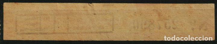 Sellos: Las palmas. Impuesto sobre el Tabaco. Subsidios 1936/39. Guerra Civil - Foto 2 - 170148142