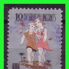 Sellos: SEGELL PRO INFANCIA, VIÑETAS REPUBLICANAS, GUILLAMON Nº 2285 (O) . Lote 171060187