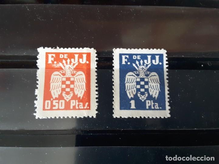 LOTE SELLOS GUERRA CIVIL (Sellos - España - Guerra Civil - De 1.936 a 1.939 - Nuevos)