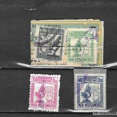Timbres: ESPAÑA VIÑETAS (0). Lote 172333544