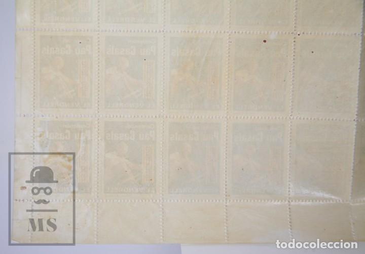 Sellos: Minipliego con 50 Viñetas Centenari Pau Casals. El Vendrell, 1876-1976 - Foto 5 - 174149709