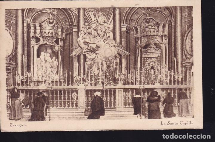 Sellos: HP6-2-Guerra Civil. Postal ZARAGOZA 1939. Censura y Tuberculosos Franco Sin Dentar - Foto 2 - 174271052