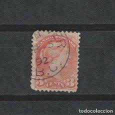 Timbres: LOTE H SELLOS SELLO CANADA AÑO 1892. Lote 174955078