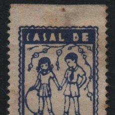 Sellos: VIÑETA, 5 CTS. --CASAL DE LINFANT-- VER FOTO. Lote 175570369