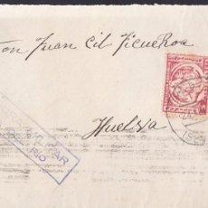 Sellos: F29-2-GUERRA CIVIL .FRONTAL LORA DEL RIO (SEVILLA) 1937. LOCAL Y CENSURA . Lote 175570910