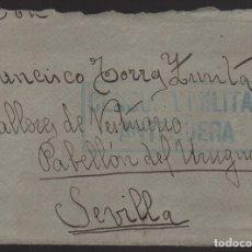 Sellos: ANTEQUERA--MALAGA-- CARTA Y SOBRE A SEVILLA, C.M. ANTEQUERA- VER FOTOS. Lote 176476574