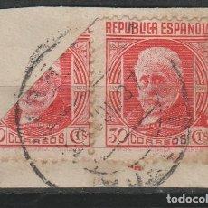 Sellos: LOTE K SELLOS ESPAÑA GUERRA CIVIL. Lote 177866650
