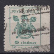 Sellos: 1936 PRO SEVILLA BENEFICO 5 CENTIMOS. Lote 178170070