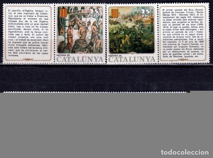 Sellos: FILATELIA. HISTORIA DE CATALUNYA. BARNAFIL. GIRONA 1980 **,MNH ( VER FOTOS) - Foto 7 - 178598291