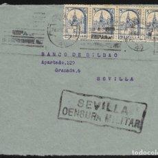 Sellos: SEVILLA INTERIOR.. Lote 178790373