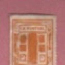 Sellos: CUPÓN COOPERTAVIA LA PUNTUAL - CALLEJÓN CAROLINAS 10 DE BARCELONA VARIEDAD 25. Lote 179319848