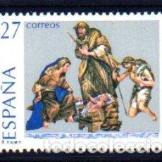 Sellos: ESPAÑA. AÑO 1992.- NAVIDAD, EN NUEVO. Lote 179955582