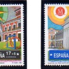 Sellos: ESPAÑA. AÑO 1992.- MADRID, CAPITAL EUROPEA DE LA CULTURA, EN NUEVOS. Lote 179955713