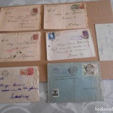 Sellos: CARTAS GUERRA CIVIL DE VITORIA CON CENSURA. Lote 180123878