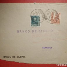 Sellos: SELLO CENSURA MILITAR - CÓRDOBA - VIVA ESPAÑA - BANCO DE BILBAO - 1937. Lote 182769458