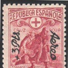 Sellos: ESPAÑA 1938 EDIFIL Nº 768 /**/, CRUZ ROJA ESPAÑOLA, SIN FIJASELLOS, . Lote 183174163